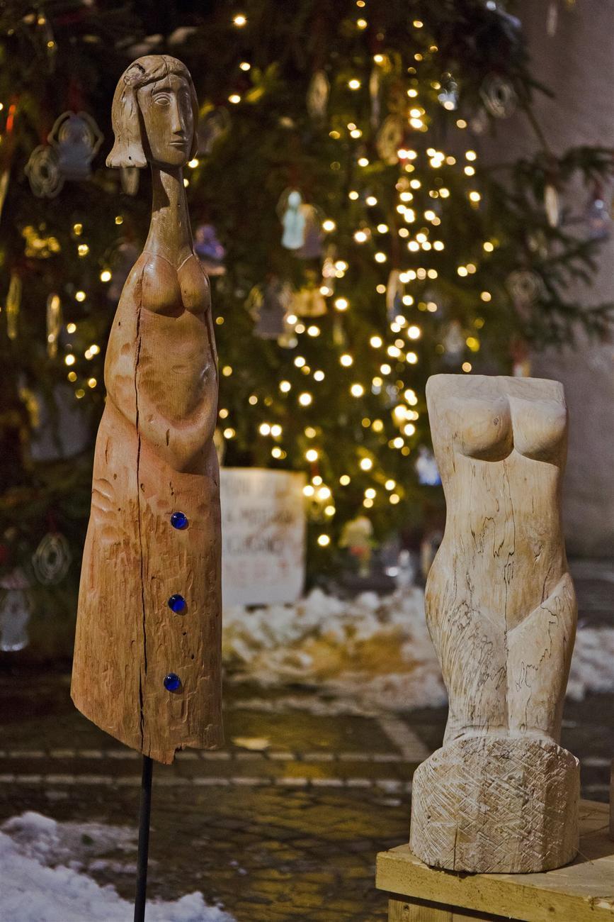 """Simposio di scultura """"l'albero ed io"""""""